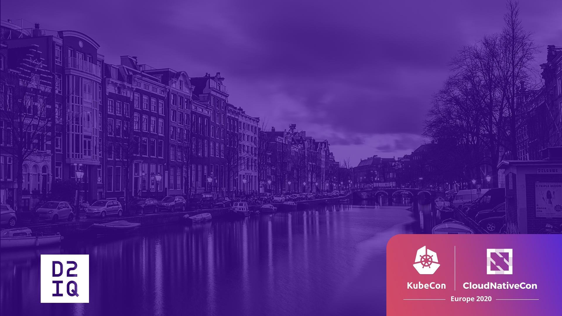 KubeCon + CloudNativeCon Europe 2019
