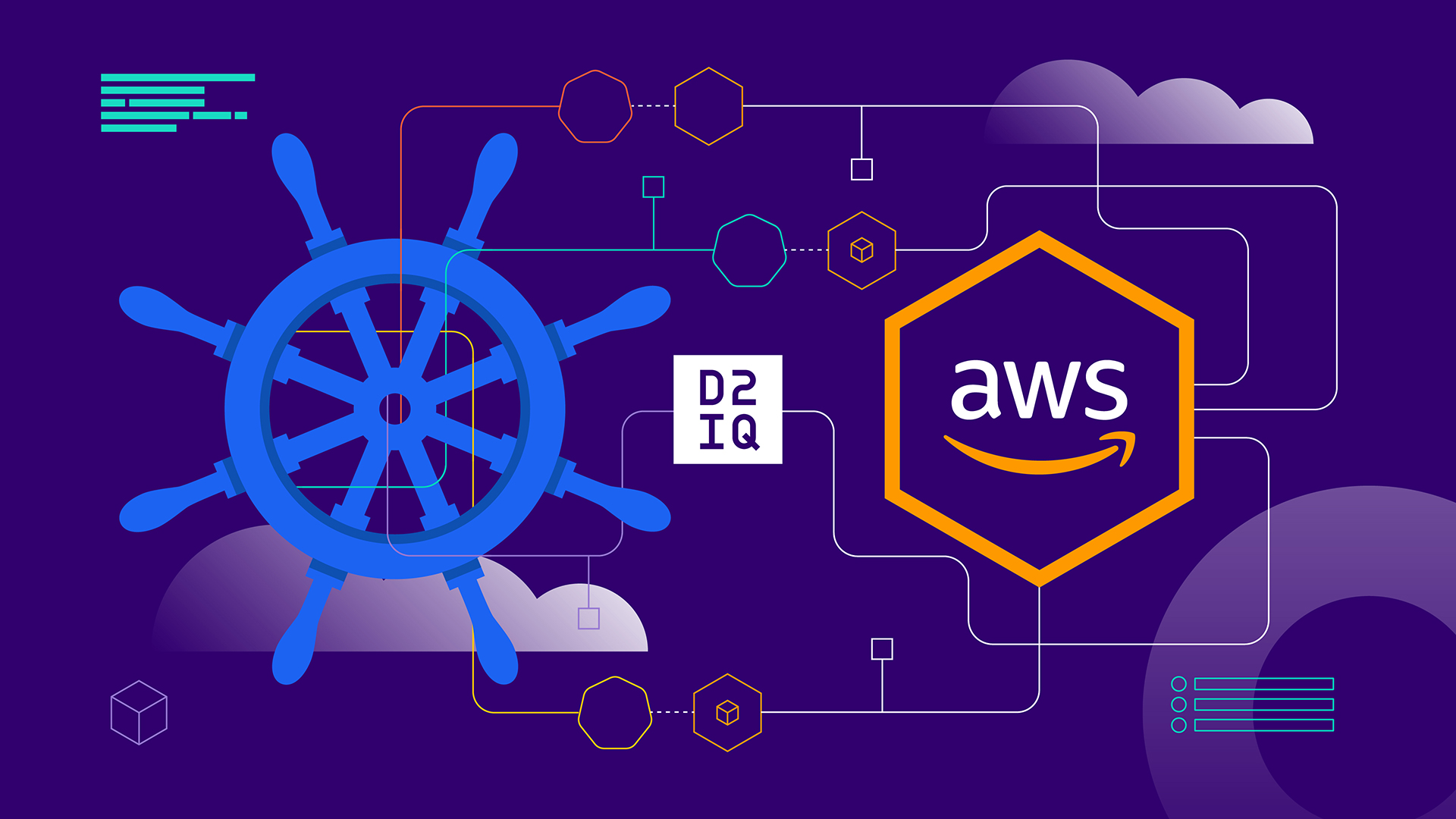 D2iQ Kommander and AWS Kubernetes Services: A Winning Combination