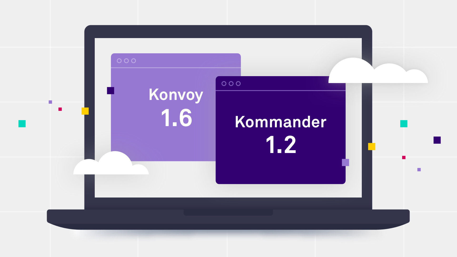 Full Steam Ahead! D2iQ Konvoy 1.6 and D2iQ Kommander 1.2 are GA!