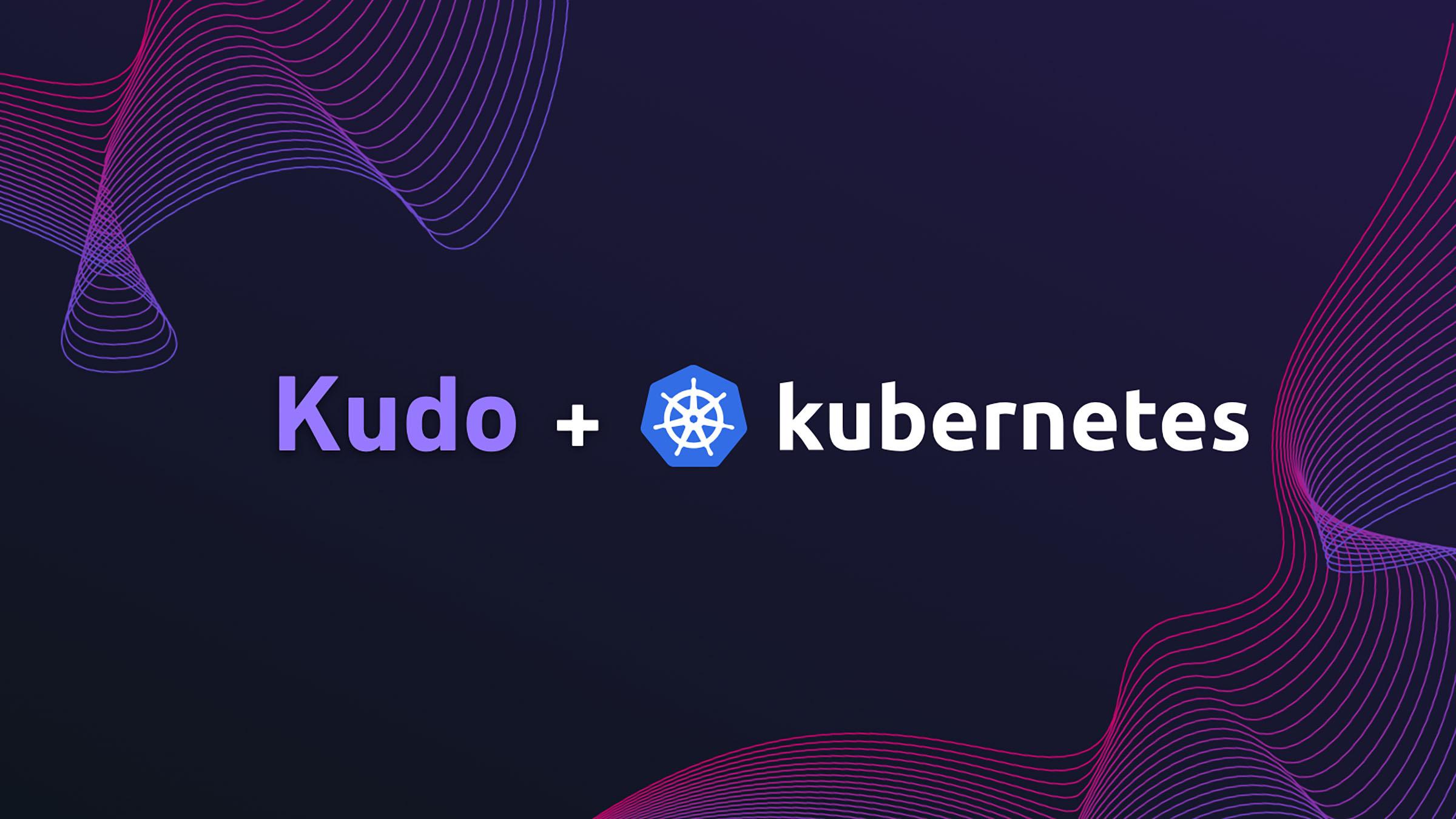 Announcing Kudo - A declarative, no-code approach to