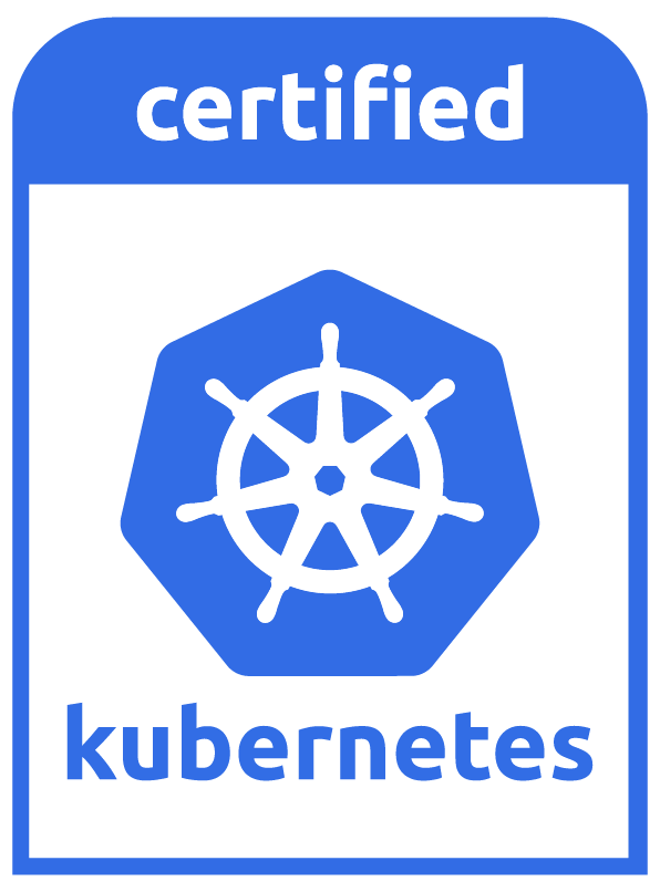 certified kubernetes color