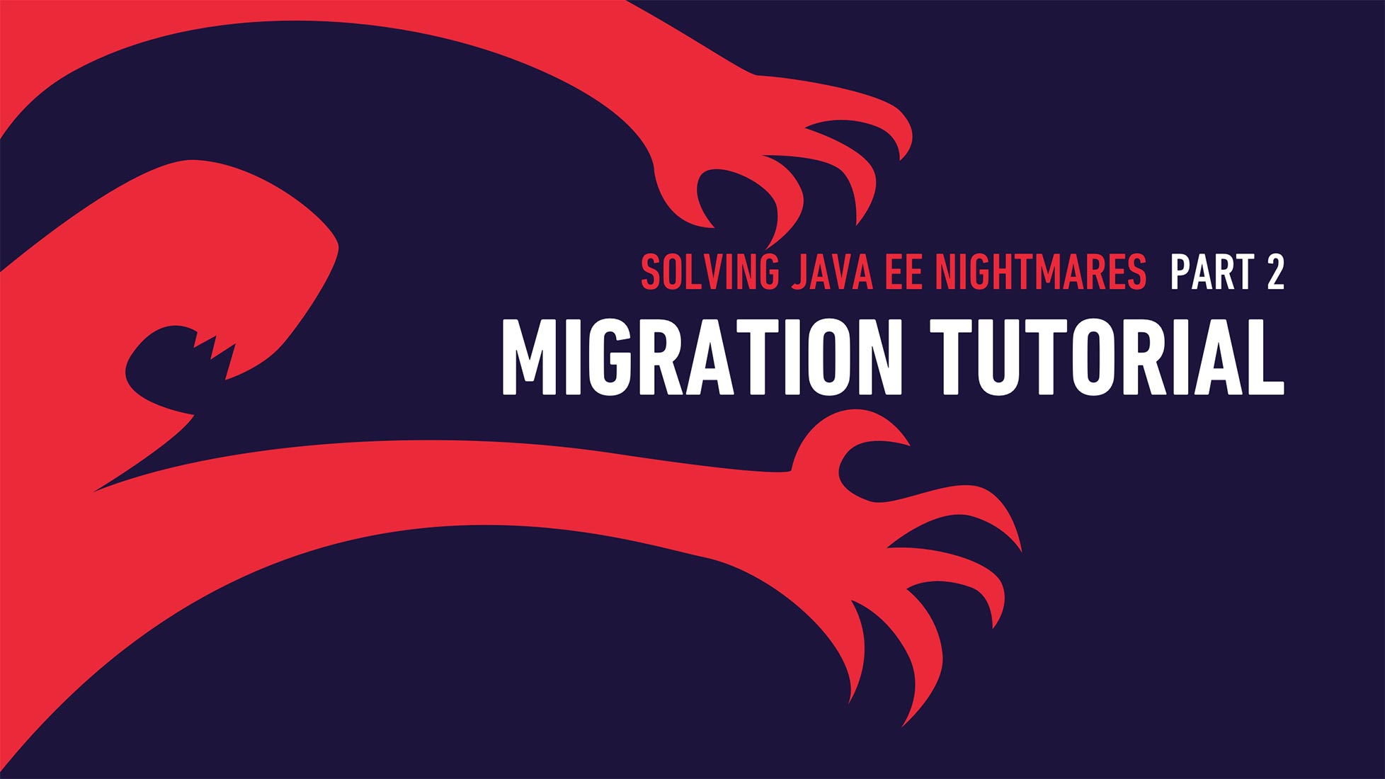 A Step-by-Step Guide to Migrating Java EE Applications to DC