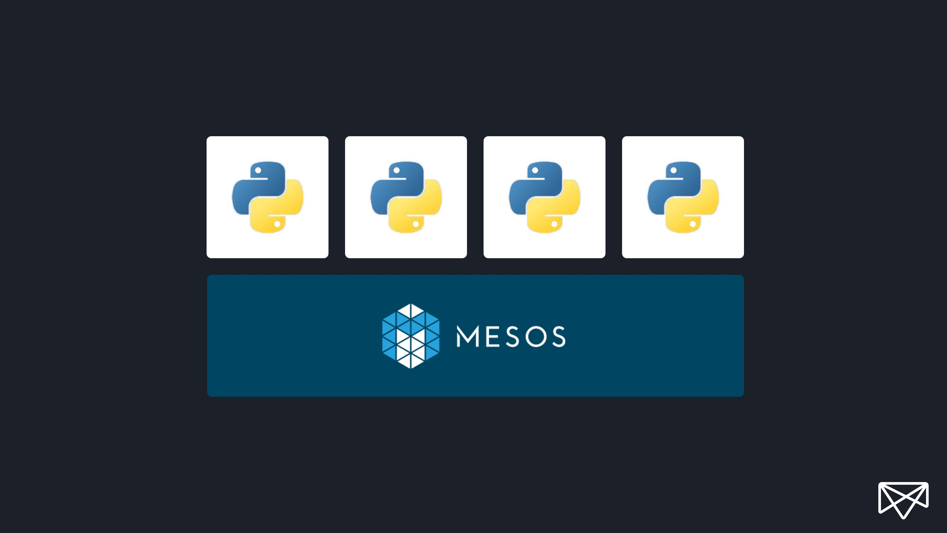 Developing Native Python Microservices to deploy on Mesos | D2iQ