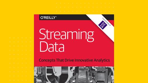 O'Reilly Streaming Data