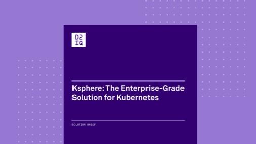 Ksphere: The Enterprise-Grade Solution for Kubernetes