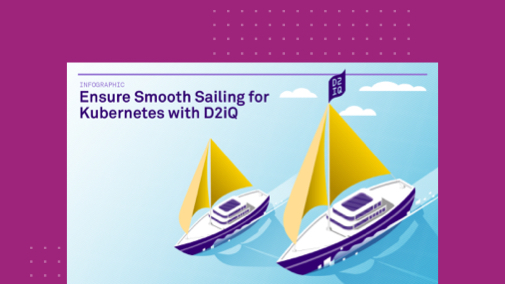 Ensure Smooth Sailing for Kubernetes with D2iQ