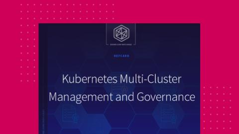Kubernetes Multi-Cluster Management and Governance