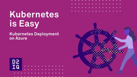 Kubernetes Deployment on Azure