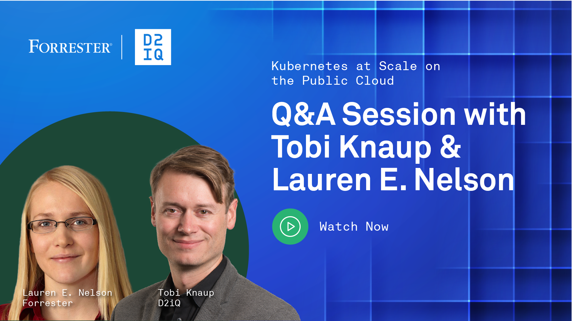 Webinar: Kubernetes at Scale on the Public Cloud