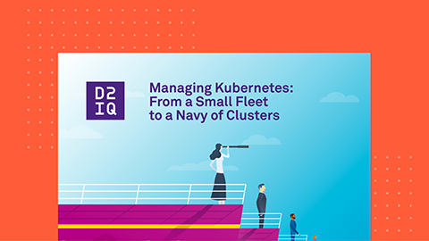 Managing Kubernetes: From a Small Fleet to a Navy of Clusters