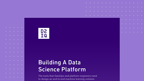 Design & Build an End-to-End Data Science Platform