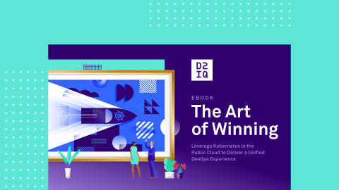 The Art of Winning: Leverage Kubernetes in the Public Cloud to Deliver a Unified DevOps Experience